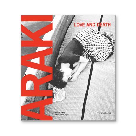 libro fotografie di araki