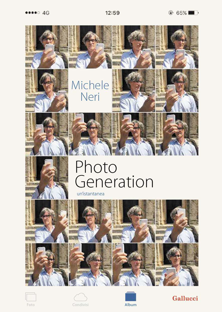 photo generation libro michele neri