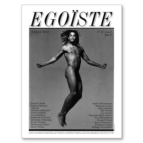 egoiste richard avedon
