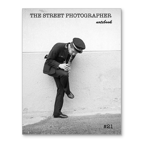 alex coghe street photographer notebook