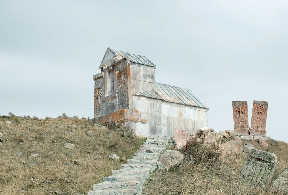 silvia camporesi armenia