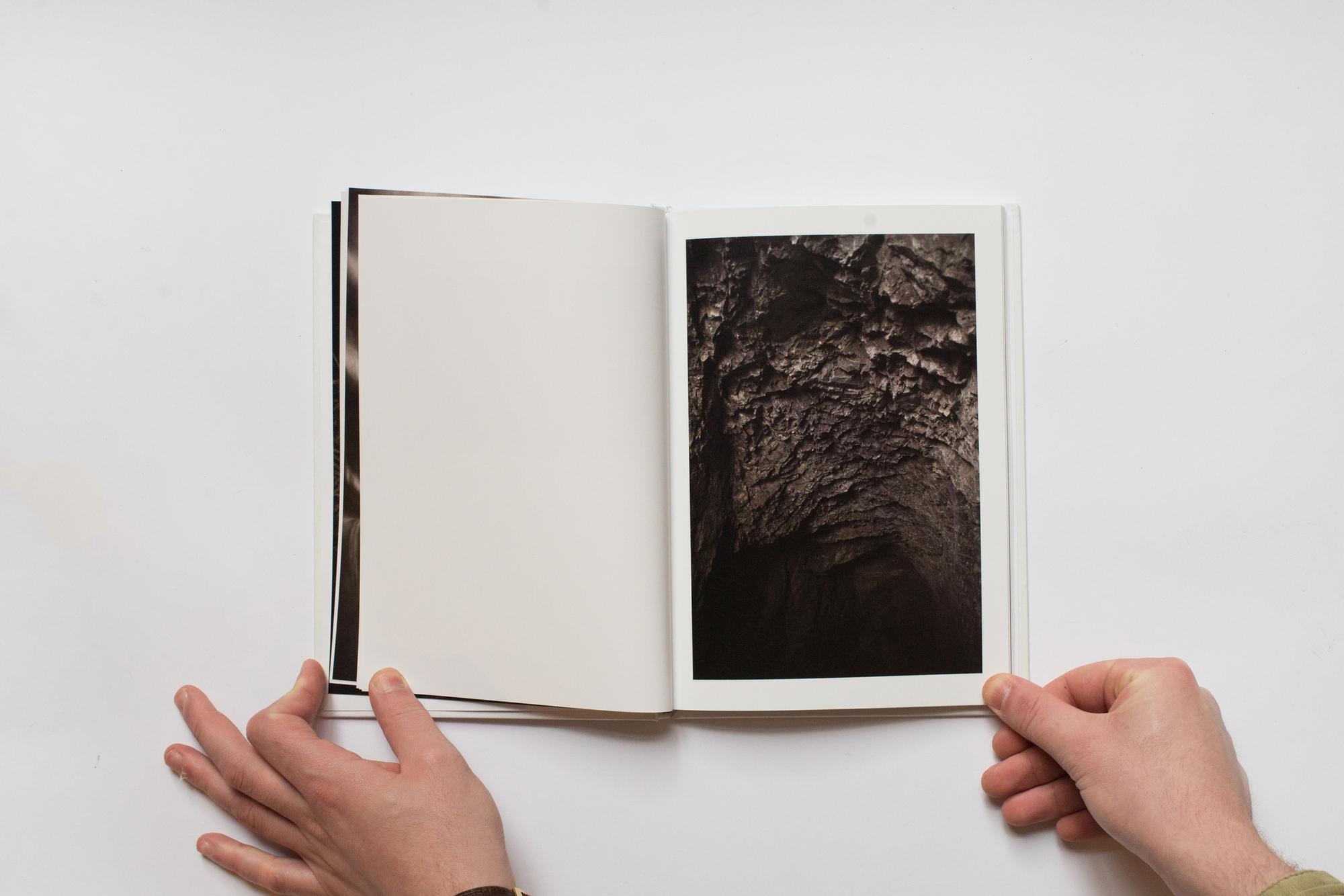 Benedicte Deramaux ephemeris libro fotografia