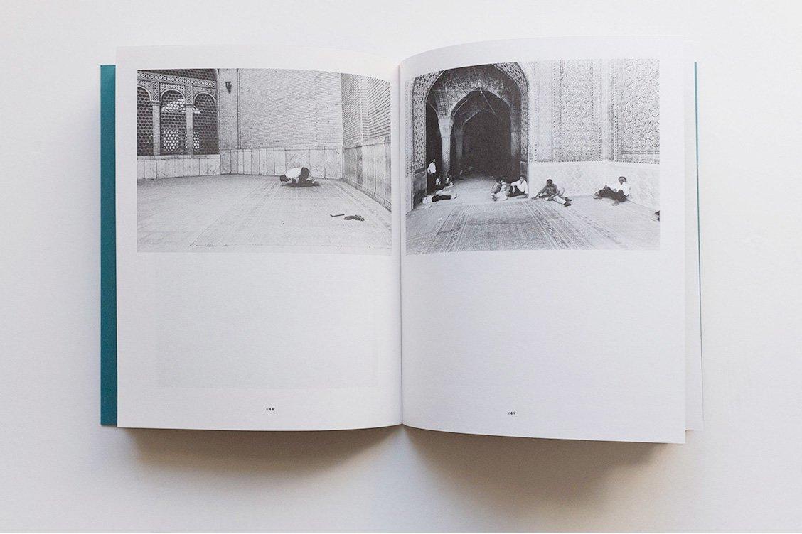 gabriele basilico viaggio in iran fotografia
