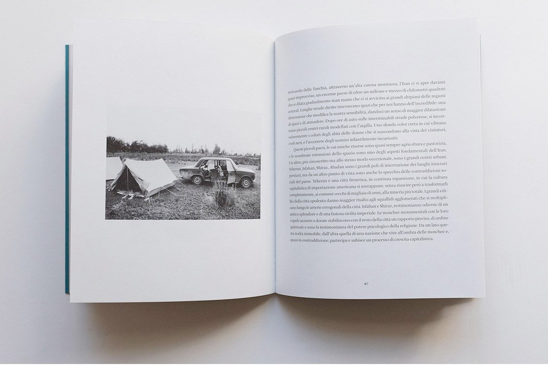 gabriele basilico viaggio in iran fotografie