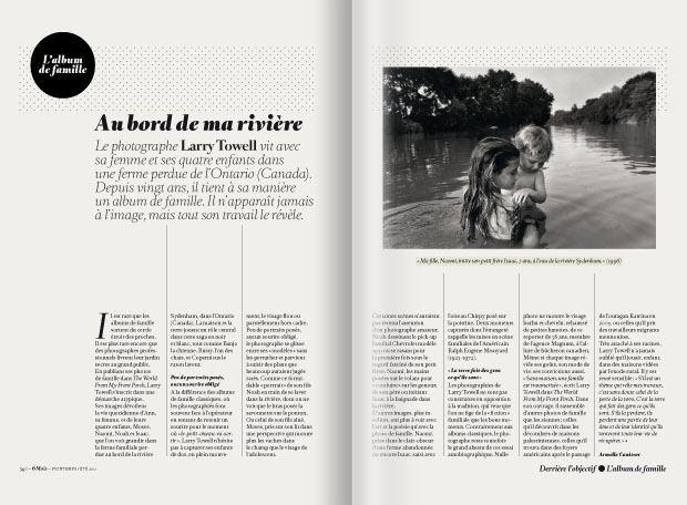 numero 1 di 6mois rivista francese