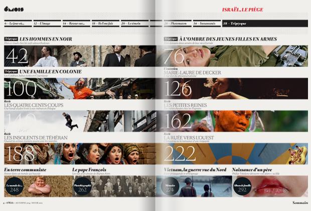 rivista magazine giornalismo