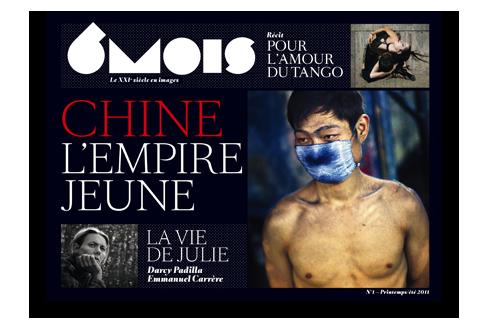 6mois magazine fotogiornalismo