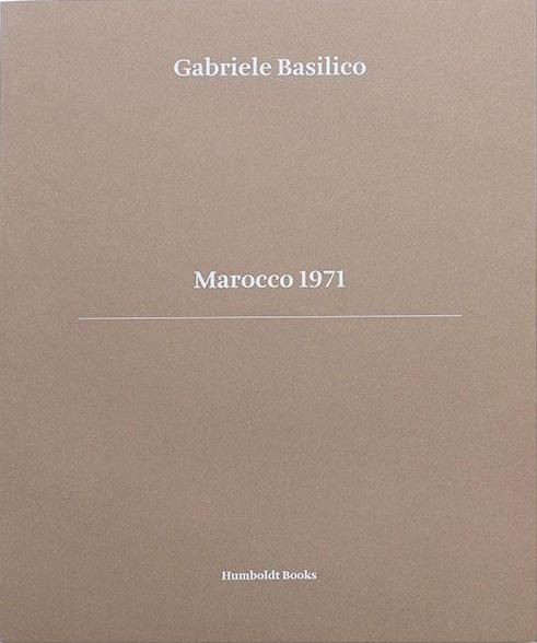gabriele basilico marocco 1971