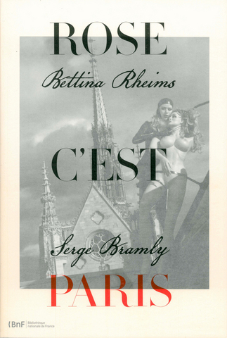 Bettina-Rheims,-Serge-Bramly Rose c'est Paris