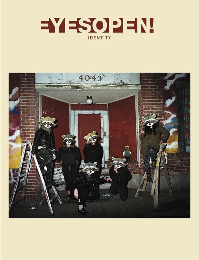 eyesopen magazine identity