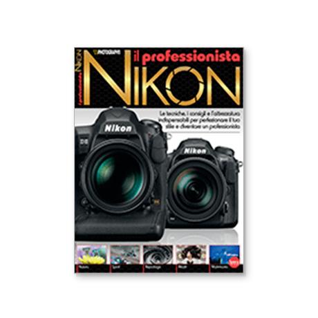Nikon Photography magazine sprea