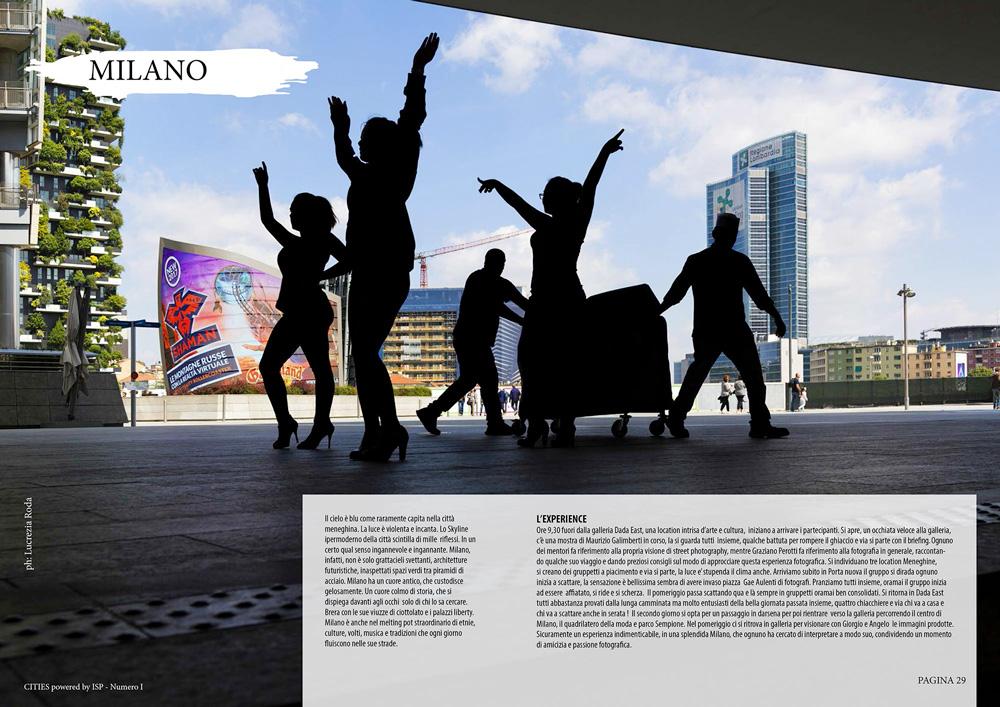 isp street photography milano