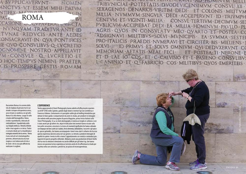 isp street photography roma
