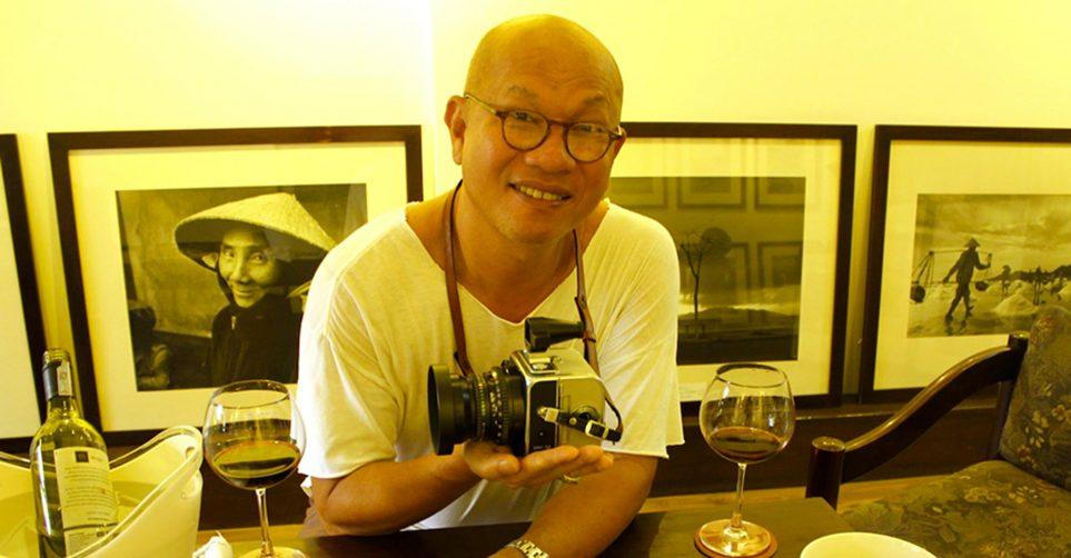 Long Thanh fotografo ritratto